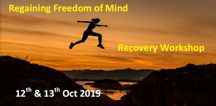 CIFS Freedom of Mind Workshop - Oct 2019